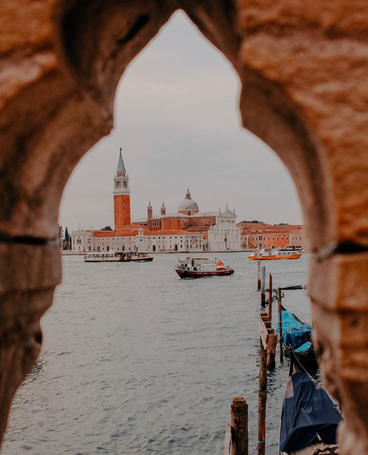 5 jours à Venise!